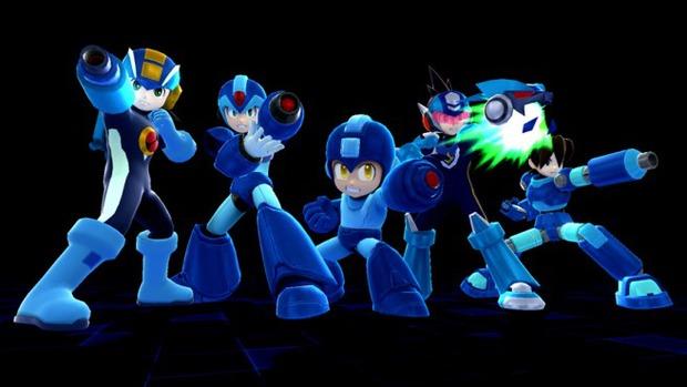 Super Smash Bros: un'immagine per Mega Man