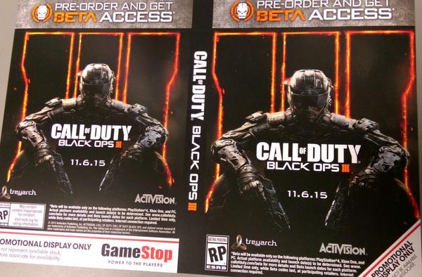 Indiscrezioni su data di uscita, beta, modalità zombie e gameplay di Call of Duty Black Ops 3