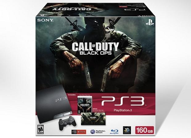 Playstation 3: in arrivo il bundle con Black Ops