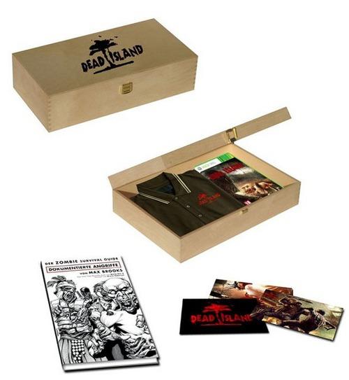 Dead Island: ecco la collector's edition