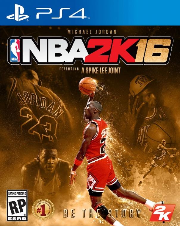 Svelata la Special Edition di NBA 2K16 dedicata a Michael Jordan