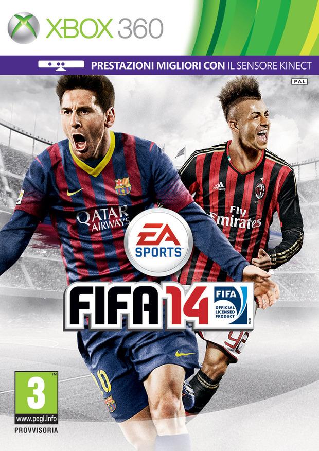 Fifa 14: Stephan El Shaarawy sarà presente sulla copertina italiana