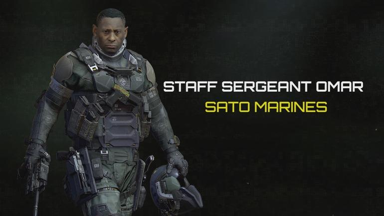 Svelati i protagonisti di Call of Duty Infinite Warfare