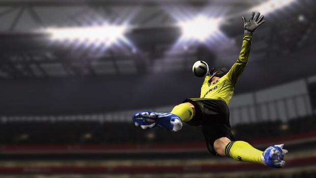 FIFA 11, Diventa il Portiere