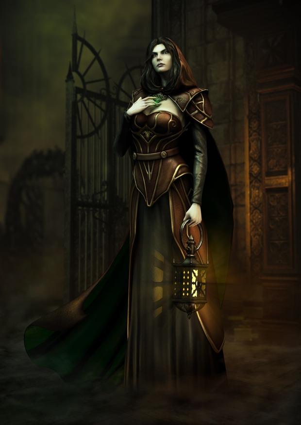 Castlevania: Lords of Shadow 2  - nuove immagini per nemici e personaggi