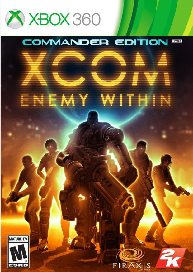 XCOM: Enemy Within - mostrate le cover ufficiali
