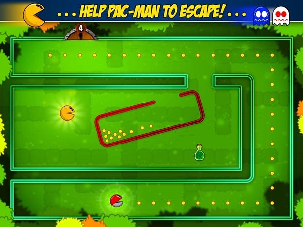 Pac-Man Friends: Namco Bandai rilascia un nuovo capitolo della serie su Android e iOS