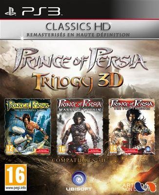 Prince of Persia: la passata trilogia torna con una raccolta su PS3?