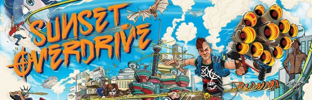 Sunset Overdrive: video unboxing del bundle con Xbox One bianca