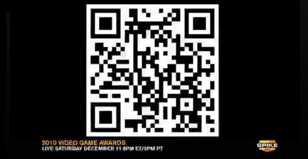 Spike Videogame Awards 2010, il mistero dei QR-Code