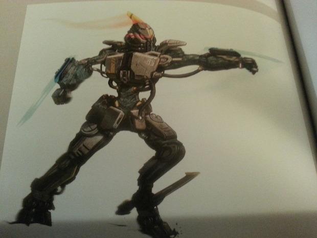 Killer Instinct: svelato il nuovo look di Fulgore?