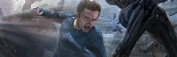 Avengers: Age of Ultron, Aaron Taylor-Johnson parla del suo Quicksilver