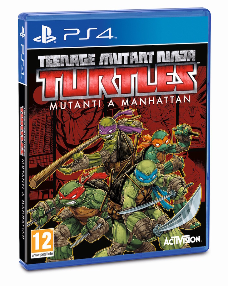 Teenage Mutant Ninja Turtles: Mutants in Manhattan, trailer di debutto e prime immagini