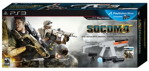Socom : Forze Speciali: Sony annuncia un bundle in America