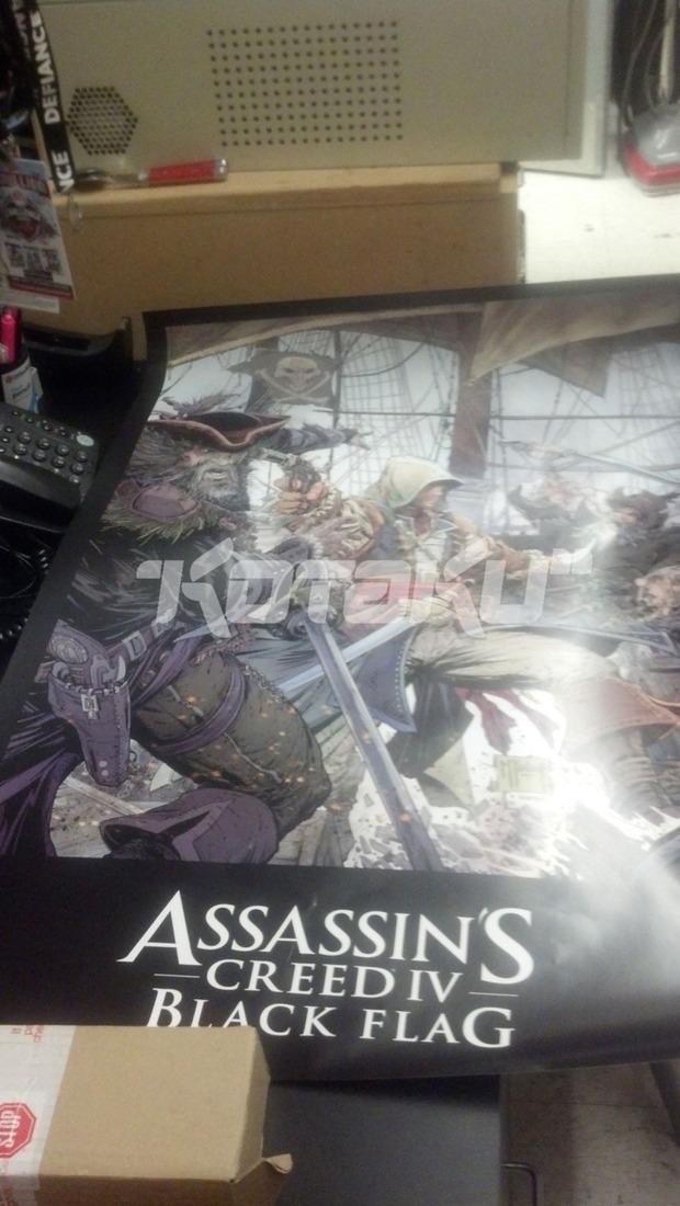 Una foto preannuncia l'arrivo di Assassin's Creed IV: Black Flag