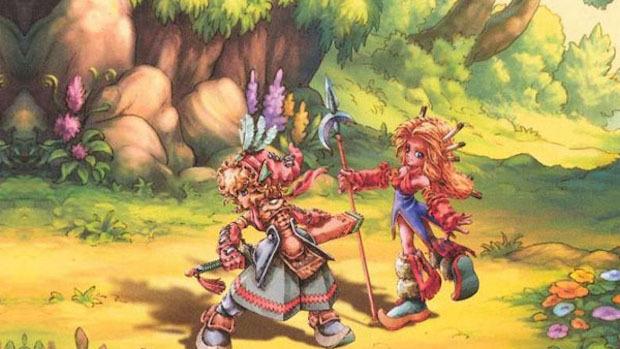 Square-Enix annuncia Rise of Mana
