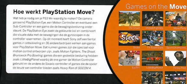 Nuove conferme del supporto di Heavy Rain al PlayStation Move