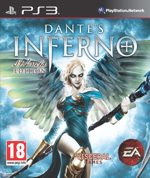Dante's Inferno, EA e Visceral Games annunciano la St. Lucia Edition