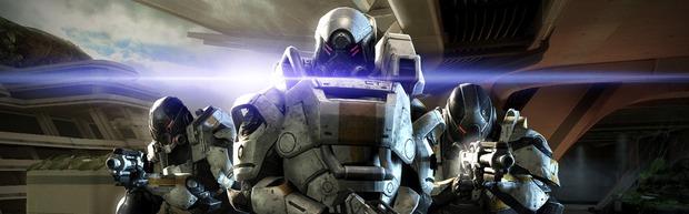 Mass Effect 3: le prime due immagini ufficiali