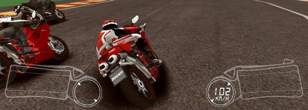 Prime immagini per Ducati Challenge