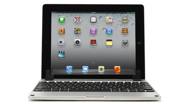 Brydge trasforma l'iPad in un MacBook Air