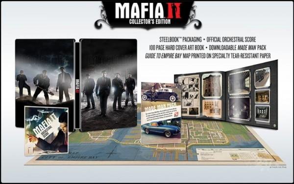 Mafia 2, annunciata la Collector's Edition