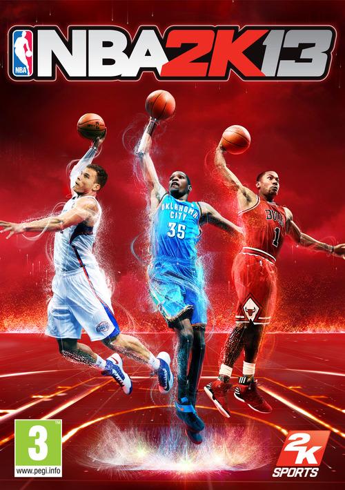 2K Sports annuncia le star della copertina di NBA2K13