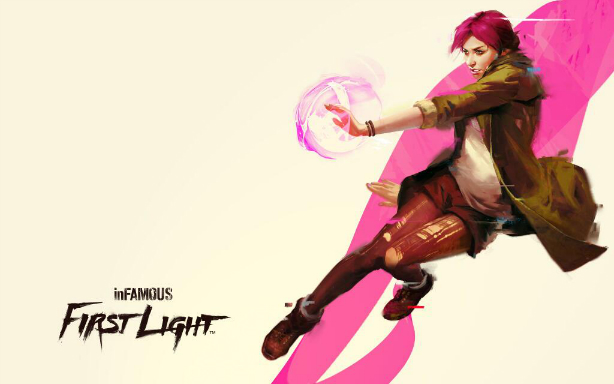 inFAMOUS: First Light, data di uscita ufficiale