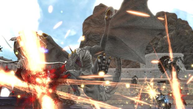 Drakengard 3 si mostra in nuovi screenshot