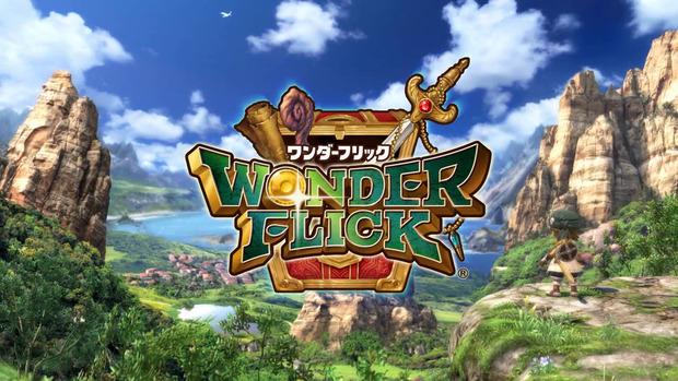 Level-5 annuncia Wonder Flick