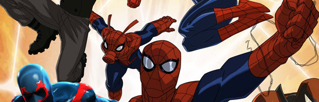 Ultimate Spider-Man: nuove clip, rivelati i Web Warriors - Notizia