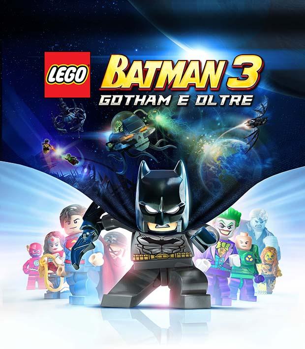 LEGO Batman 3: Gotham e Oltre, data di uscita e nuova Key Art