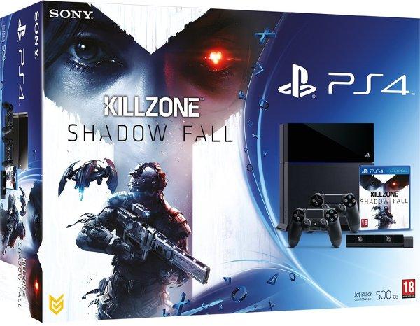 Sony conferma: in arrivo un bundle della PlayStation 4 con Killzone Shadow Fall