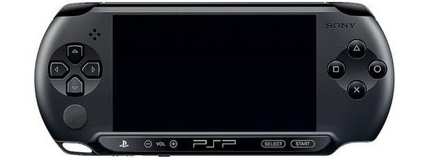 PSP: disponibile ora il modello E-1000