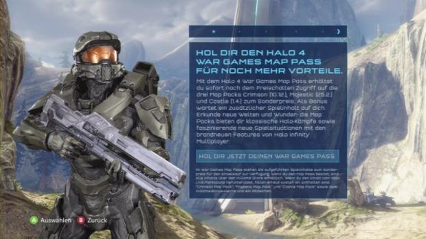 Halo 4: ecco la data d'uscita dei prossimi DLC