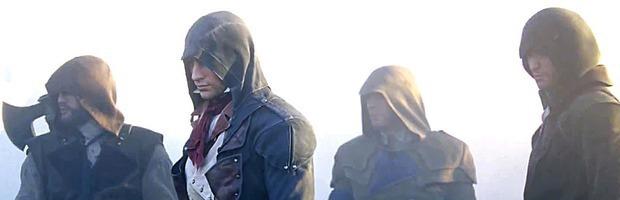 Assassin's Creed Unity: disponibile la terza patch - Notizia