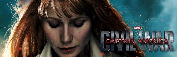 Captain America: Civil War, Gwyneth Paltrow vorrebbe esserci - Notizia