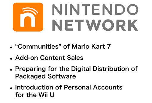 Nintendo Network: annunciata la nuova piattaforma network per Nintendo 3DS e Wii U
