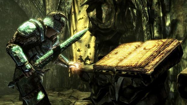 Skyrim: iniziati i pre-ordini per l'espansione Dragonborn