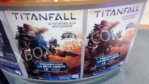 [RUMOR] Titanfall: beta prevista per San Valentino in Francia e negli USA?