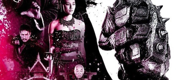 L'uomo con i pugni di ferro 2: il trailer e la cover dell'edizione home video