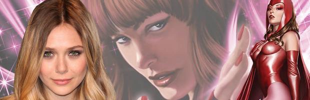 Avengers: Age of Ultron, Elizabeth Olsen parla della sua Scarlet Witch