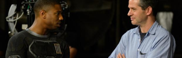 Fantastici 4: prima occhiata alla Torcia Umana, parla Josh Trank