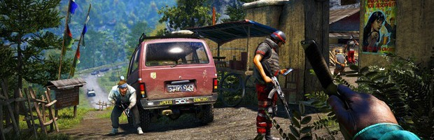 Far Cry 4: Ecco il video del DLC Hurk Deluxe Pack