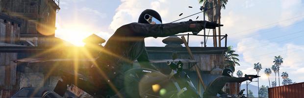 Alcuni scatti mostrano la versione PC di Grand Theft Auto 5 - Notizia