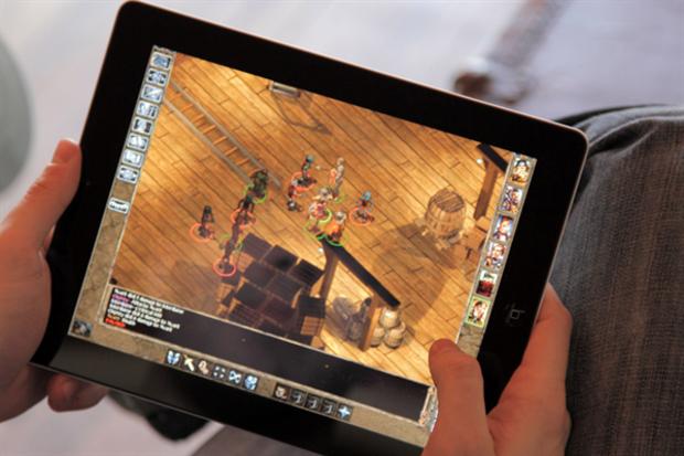 Baldur's Gate Enhanced Edition su iPad ad un prezzo budget