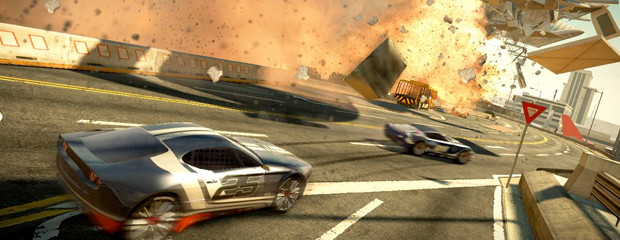 Split Second: Velocity - recensione - PS3