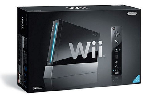Il Nintendo Wii Black Edition è in arrivo anche in America?