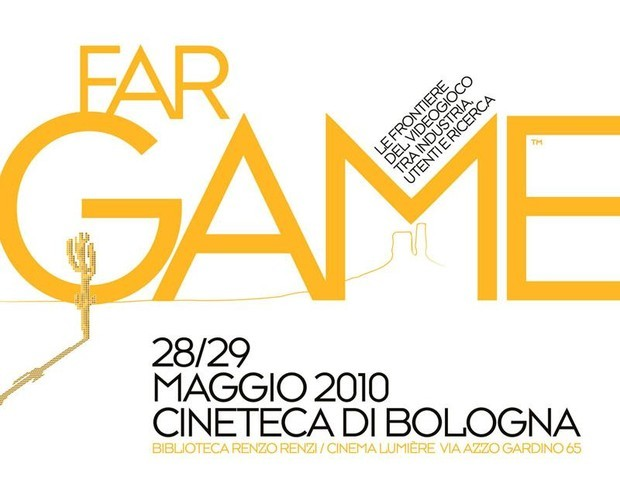 Far Game: la Cineteca di Bologna indaga il Videogioco