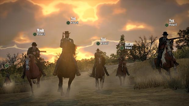 Red Dead Redemption, il sito ufficiale si aggiorna con le modalità competitive